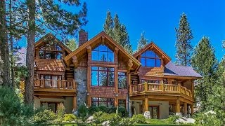 Download Log Home Living in Olympic Valley, California Video