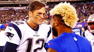Download TOM BRADY VS ODELL BECKHAM JR. 1 on 1 (Tom Brady vs Odell Beckham Jr.) Madden 18 Video