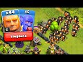 Download ATACANDO COM GIGANTES E LANÇADORES NO CLASH OF CLANS Video