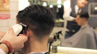 Download Pomapadour By Cut & Sew barbers. Video
