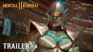 Download Mortal Kombat 11 – Official Kotal Kahn Reveal Trailer Video