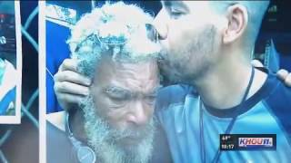 Download Homeless painter reunites with long-lost son Video