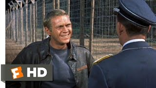 Download The Great Escape (1/11) Movie CLIP - To Cross the Wire Is Death (1963) HD Video
