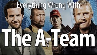 Download Everything Wrong With The A-Team In 16 Minutes Or Less Video