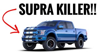 Download 8 Sleeper Trucks You Should Be SCARED To Race!! Video