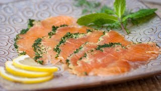 Download Best Salmon Gravlax Recipe Video