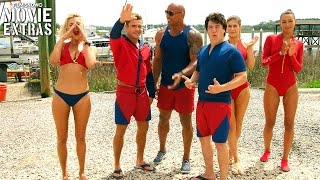 Download Go Behind the Scenes of Baywatch (2017) Video