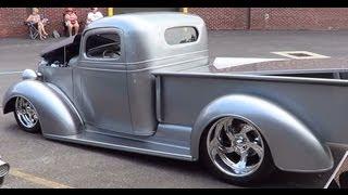 Download 1938 Chevrolet Pick Up Street Truck ″liquid steel″ Video