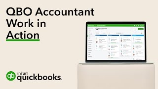 Download QuickBooks Online Accountant Work in Action Video