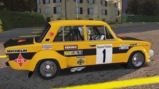 Download ASSETTO CORSA | SEAT 124 210CV TRAMO DE ASFALTO EN ITALIA | JMGamer Video
