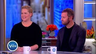 Download Amy Schumer, Rory Scovel Talk Confidence, Gun Control & More   The View Video