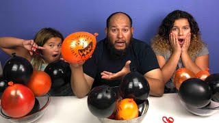 Download Making Slime With Balloons! Slime Balloon Tutorial Halloween Edition Video