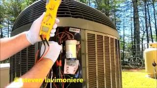 Download trane XL14i condensing unit making strange noise part 1 of 2 Video