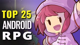 Download Top 25 Android RPGs | Best Android Role-playing Mobile Games Video