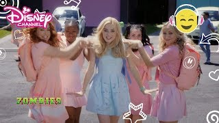 Download Z-O-M-B-I-E-S   MUSIKVIDEO ″My Year″ - Disney Channel Danmark Video