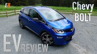Download 2017 Chevrolet Bolt EV Review - What's it Like Living with it? Video