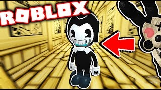 Download Roblox Bendy and The Ink Machine RP Games #2 BATIM Morph Spotlights Video