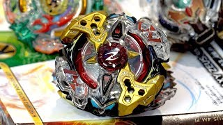 Download Galaxy Zeus .4M.Pl & 3on3 Battle Booster Set Unboxing & Review! - Beyblade Burst God/Evolution! Video