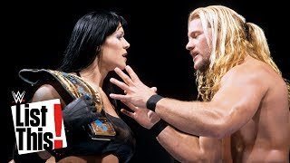 Download Women who won men's titles: WWE List This! Video