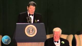 Download Remarks at a Dinner Honoring Speaker of the House of Representatives Thomas P. O'Neill, Jr. Video