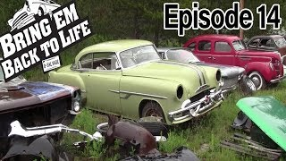 Download BRING 'EM BACK TO LIFE Ep 14 ″Classic Auto Parts″ Hayden, Idaho (Full Episode) Video
