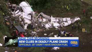 Download Colombia Plane Crash Survivor Said He Curled Up in Fetal Position Before Impact Video