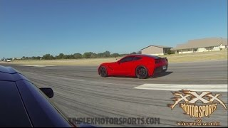 Download SUPERCHARGED C7 STINGRAY vs. THE WORLD!! Video