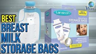 Download 10 Best Breast Milk Storage Bags 2017 Video