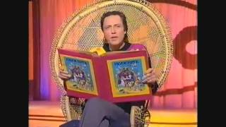 Download The Three Little Pigs - as read by Christopher Walken Video