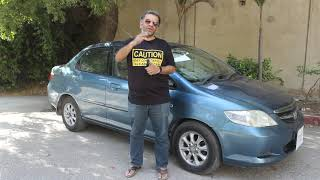 Download Honda City 2006 - Complete Review Video