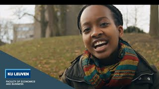 Download Why did you choose to study in Leuven, Belgium? Video