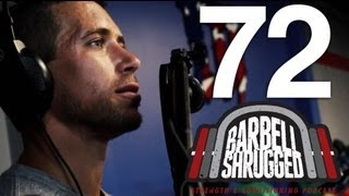 Download Dan Bailey: CrossFit, Being A Professional Athlete, and Steroids - EPISODES 72 Video