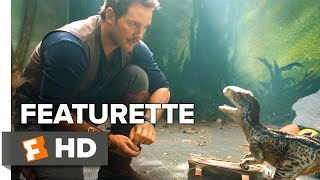 Download Jurassic World: Fallen Kingdom Featurette - Saving the Dinosaurs (2018) | Movieclips Coming Soon Video