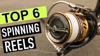 Download BEST 6: Spinning Reels Video