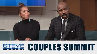 Download Couples Summit: He cheated – should I stay? || STEVE HARVEY Video