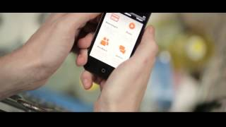 Download Smart phone application for ING Bank Video