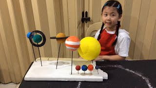 Download The Solar System 3D Model Video
