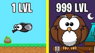 Download Эволюция Животных Ночью! FlyOrDie.io Новая io Игра Video
