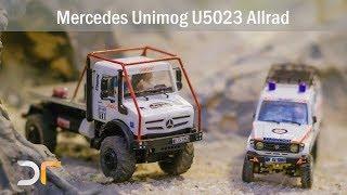 Download Mercedes Unimog U5023 Allrad | RC 1:87 Video