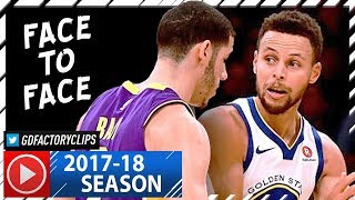 Download Lonzo Ball vs Stephen Curry First EVER Duel Highlights (2017.11.29) Warriors vs Lakers - INTENSE! Video