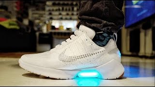 Download HYPERADAPT MOTORIZED SELF LACING Nike's Video