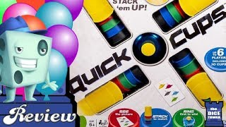 Download Quick Cups Review - with Tom Vasel Video