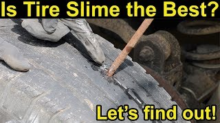 Download Is Tire Slime the Best? Let's find out! Video