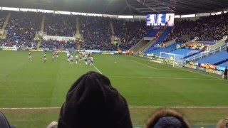 Download Ali Al-Habsi saves a penalty for Reading FC vs Burnley 13/2/16 Video