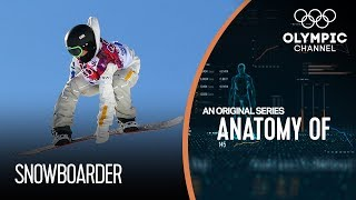 Download Anatomy of a Snowboarder: Discover their Hidden Strengths of Slopestyle Star Video