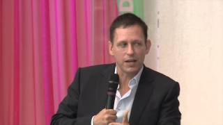 Download Peter Thiel: We are in a Higher Education Bubble Video