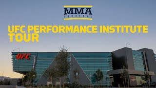 Download A Tour of the New, $14M UFC Performance Institute - MMA Fighting Video
