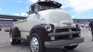 Download 1954 Chevrolet COE 5700 Duramax Turbo Custom Cab Over Truck American Street Rod Video