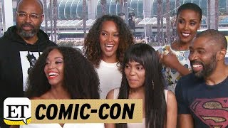 Download EXCLUSIVE: Live With The Cast Of 'Black Lightning' Video