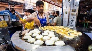 Download King of Pakistani Street Food - THE BUN KEBAB of Karachi, Pakistan! | $0.22 For a Burger! Video